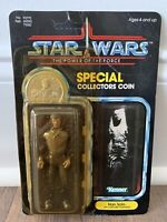 STAR WARS HAN SOLO IN CARBONITE CHAMBER POTF MOC KENNER VINTAGE 1984 ROTJ JABBA