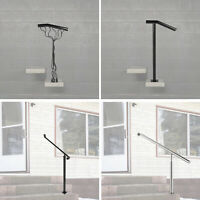 Iron Handrail Railings for Outdoor Steps shopping malls Handrail Railings