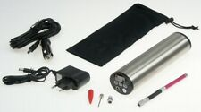 CT21329 Luftpumpe mit LiIon Akku Display, Druckeinstellung, KFZ-Adapter