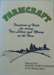 Farmcraft Hundreds of Hints for saving Time, Laboour & Money on the Farm