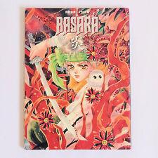 Artbook BASARA - EN - Yumi Tamura llustrations Anime-Manga 1998