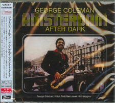 GEORGE COLEMAN-AMSTERDAM AFTER DARK-JAPAN CD B63
