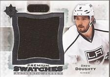 DREW DOUGHTY 2013-14 UD Ultimate Collection Premium Swatches Jersey #/35 Kings
