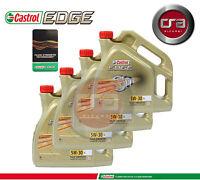 16LT ACEITE MOTOR CASTROL EDGE 5W30 FST LONGLIFE LL 504.00 507.00 MERCEDES-BENZ