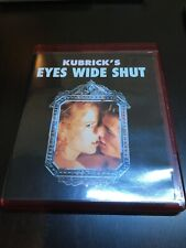 Rare Mint Stanley Kubrick's Eyes Wide Shut Unrated Edition Hd-Dvd Not Blu-ray