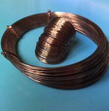 Narrow Wire Bangles Set Copper Ring Bracelet Rustic Artisan Statement Jewelry