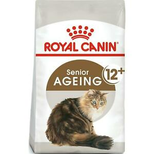 Royal Canin Ageing Adult Cat Food, Dry, Ages 12 Years +, Highly Palatable, 400g