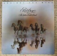 Bob Seger & The Silver Bullet Band Against The Wind 10 Track Vinyl Album