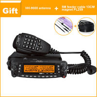 TYT TH-9800 29/50/144/430 MHZ  TRANSCEIVER Mobile Car Radio TH9800 with HH9000