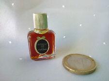 """Miniature de parfum ancienne perfume CORDAY """" Toujours moi """""""