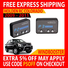 WINDBOOSTER 4 MODE THROTTLE CONTROLLER TO SUIT HOLDEN RC COLORADO 2009 - 2012