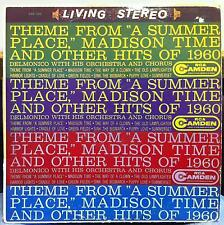 DELMONICO theme from a summer place madison time LP VG+ CAS-589 Living Stereo