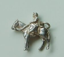9 Carat Sterling Silver Fine Charms
