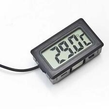 HOT Mini Digital LCD Température intérieure Thermomètre mètre Temp Sensor Pro AT