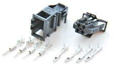 AUDI VW SKODA 4 Polig STECKER Connector Satz 3B0972722 und 3B0972732