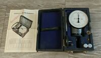 Vintage Jaquet Hand Tachometer  List No. 546 Swiss Made