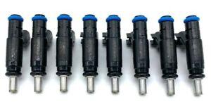 Genuine Mopar Performance 4 Hole Fuel Injectors 8x Original 04591851AA 5.7L 6.1L