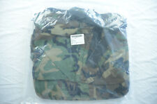 NEW ARMY Issued Aviation Flight Flyers Helmet Bag with Soft Liner Woodland Camo