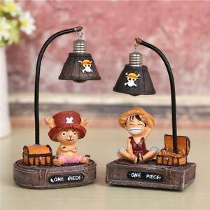 One Piece lamp Night Light The Japanese Anime Monkey-Luffys/Tony Chopper  Crafts