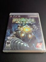 Bioshock 2 Black Label Sony Playstation 3 PS3 LN perfect condition COMPLETE