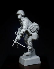 Mini Soldiers 1:35 101st Airborne SAW Gunner ms0013*