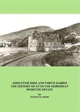 shooting/gamekeeping/Amhuinnsuidhe/Outer Hebrides/deer stalking/Sporting Estates
