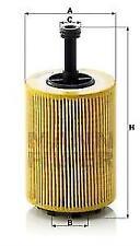 MANN HU719/7X Oil Filter
