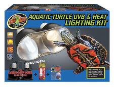 Zoo Med Aquatic Turtle UVB and Heat Lighting Kit