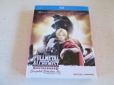 Fullmetal Alchemist: Brotherhood - Collection One (Blu-ray). Brand New w/ Slip.