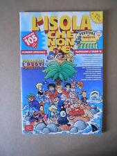 L'ISOLA CHE NON C'E' - Fumetto Numero Speciale 1996 [G742]