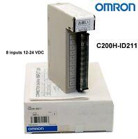 OMRON C200H-ID211  8 inputs 12-24 VDC new in the original box