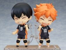 Volleyball Nendoroid Haikyuu Tobio Kageyama Shoyo Hinata Japan Action Figure New