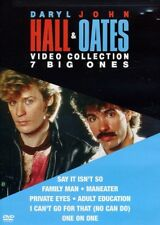 Hall & Oates, Daryl - Hall & Oates Video Collection: 7 Big Ones [New DVD]