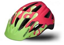 Specialized Shuffle LED Bicycle Helmet Size Youth Green Pink MIPS CPSC Charity!