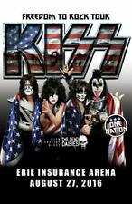 Kiss Poster Concert Freedom To Rock Tour 11 x 17 inches Ships SameDay From The U