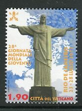 VATICAN 2013 28th WORLD YOUTH DAY/RIO DE JANEIRO/ART/STATUE of CHRIST REDENTORE