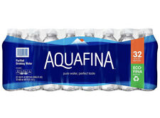 Aquafina Purified Drinking Water (16.9 oz., 32 pk.) Free SHIPPING