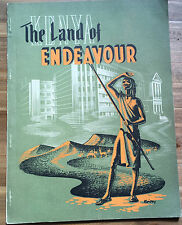 M F Hill - KENYA THE LAND OF ENDEVOUR - Produced for Exhibit Rhodes Cententenary