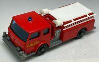 Matchbox Lesney No 29 Denver Fire Pumper Truck Fire Engine - VNM