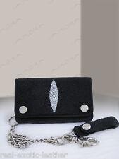 Black Stingray Chain Wallet Skateboard Style ### New in Box ###