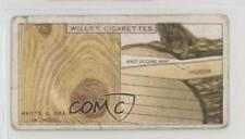 1922 Wills Do You Know Tobacco Base #24 what causes Knots and Grain in Wood 1i3