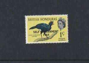 British Honduras - 1964 - SG 217 - 1c - New Constitution - MLH 2046
