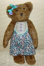 "Summer, Aubrey (Boyds by Enesco, 4028325) 14"" Plush Teddy Bear"