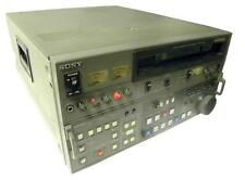 Sony Betacam Sp Video Cassette Recorder Model Pvw-2800 - Sold As Is