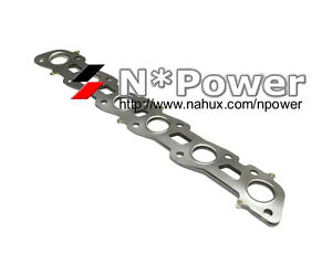COMETIC 0.76mm MLS STEEL EXHAUST TURBO MANIFOLD GASKET FOR NISSAN RB30 COMMODORE