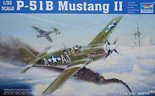 TRUMPETER® 02274 P-51B Mustang II in 1:32