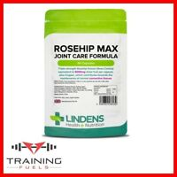 Lindens Rosehip Max Joint Care Formula 90 Capsules 6000mg Triple Strength