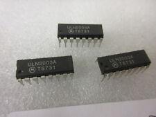 ULN2003A Motorola Trans Darlington NPN 50V 0.5A 16-Pin PDIP 10 por paquete