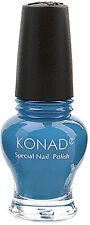 1 Konad Stamping Nail ART Polish Princess CORAL BLUE