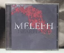 MELEEH - HEARTLAND CD COME NUOVO LIKE NEW 2007 I FOR US RECORDS